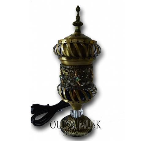 Electrical censer Arabia - various colors