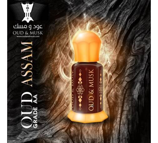 Oud Oil Assam grade AA