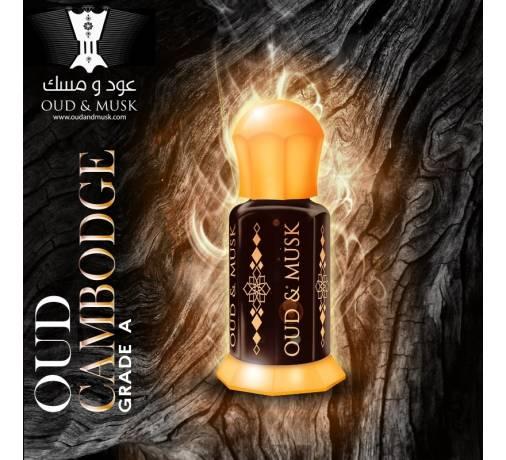 Cambodia  Oud Oil grade A