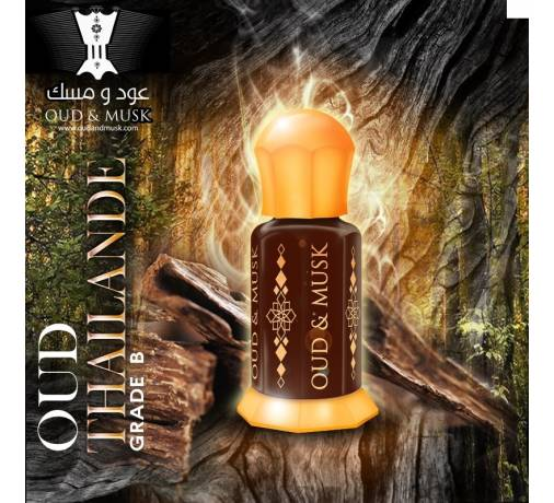Pure Thailand oud oil