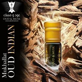 Mukhallat Oud Indian