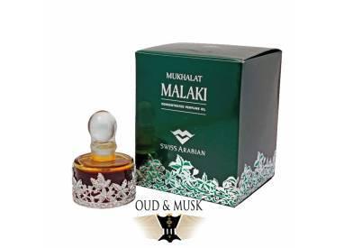 Mukhalat Malaki - Swiss Arabian