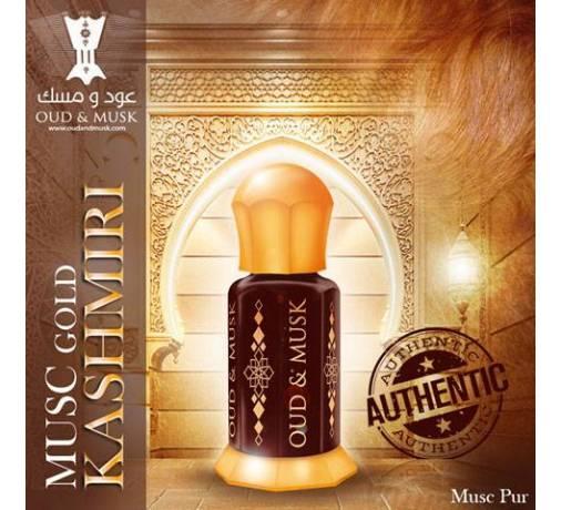 Musc Gold Kashmiri
