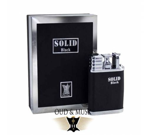 Solid Black - Arabian Oud