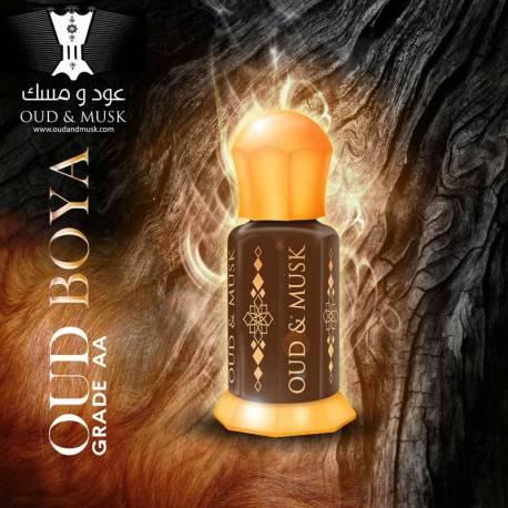 Oud Oil Boya grade AA