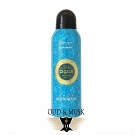 Déodorant au Oud - Musk