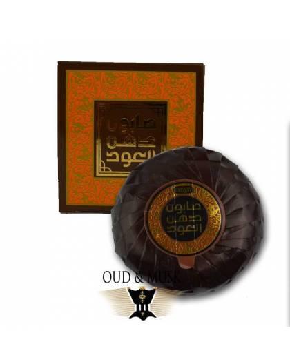 Oud Soap - Sultan