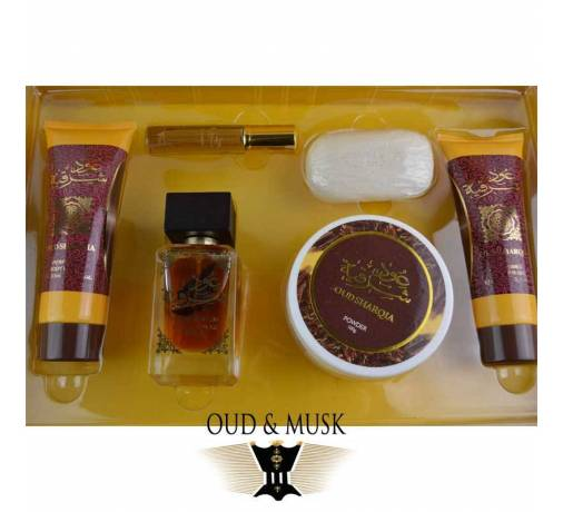Perfume Box Oud Sharqia