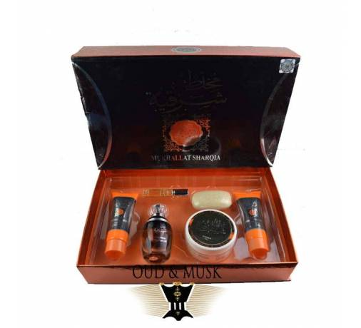 Perfume Box Mukhallat Sharqia