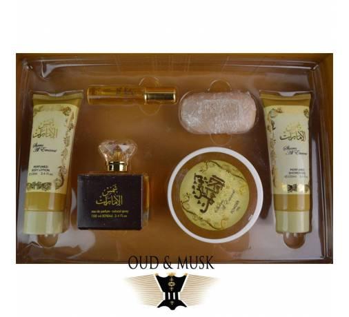Coffret Parfum Shams al Emarat
