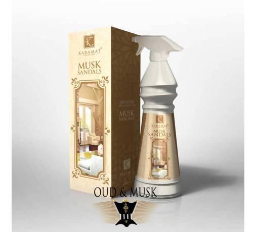 House Perfume - Musk et Sandal