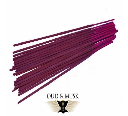 Incense Sticks Sufi Musk and Oud