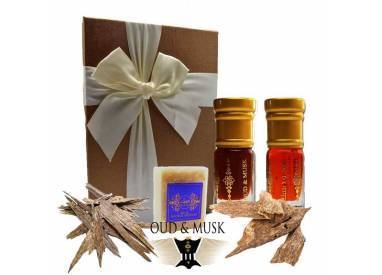 Gift Pack Oud and Musk