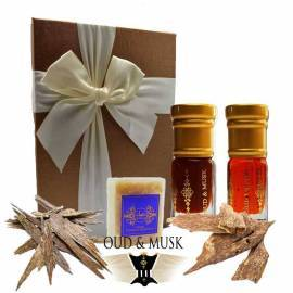 Coffret Oud and Musk