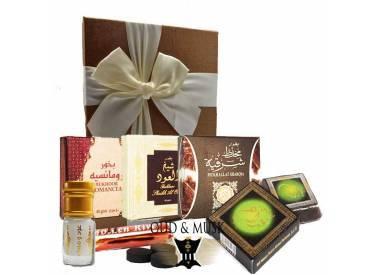 Gift Pack Bakhoor