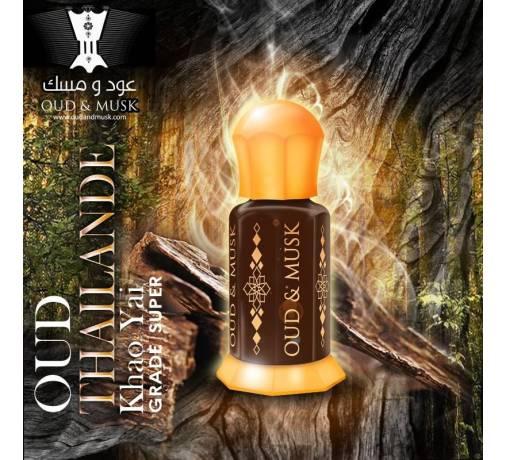 Oud Oil ThaÏ Khao Yai - Super