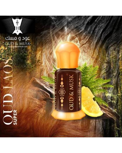 Oud Oil Laos - Super