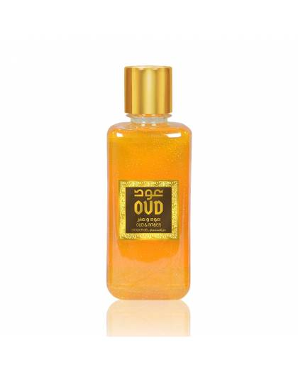 Shower Gel - Oud and Amber