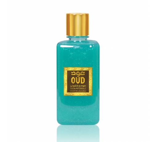 Shower Gel - Oud and Patchouli