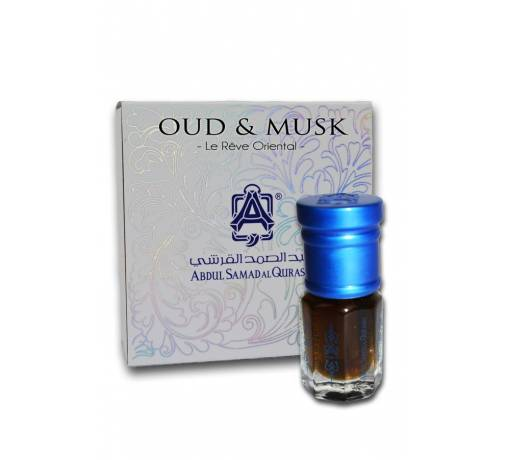 Fragrant aoud oil