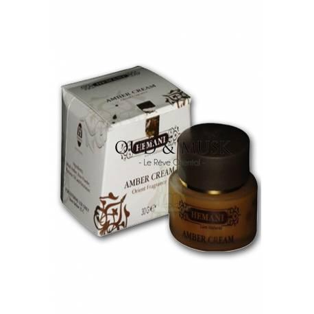 Amber Body Cream