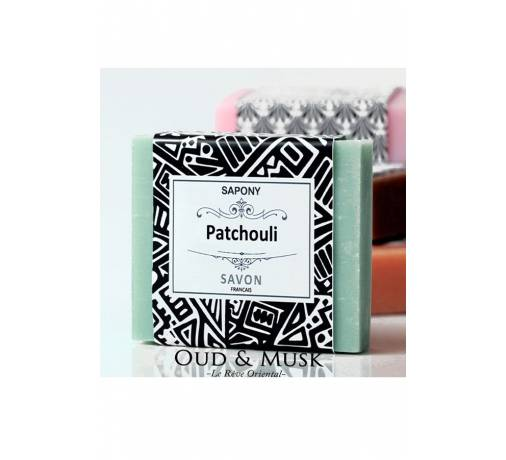 Soap with Patchouli