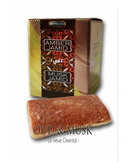 Amber & Musk jamid