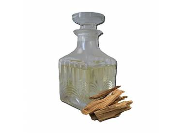 Sandal oils