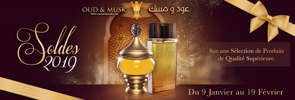 Oud and Musk